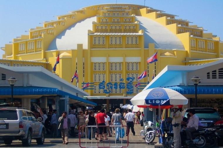 Cambodia, Market, Central, asian food, food, international recipes,