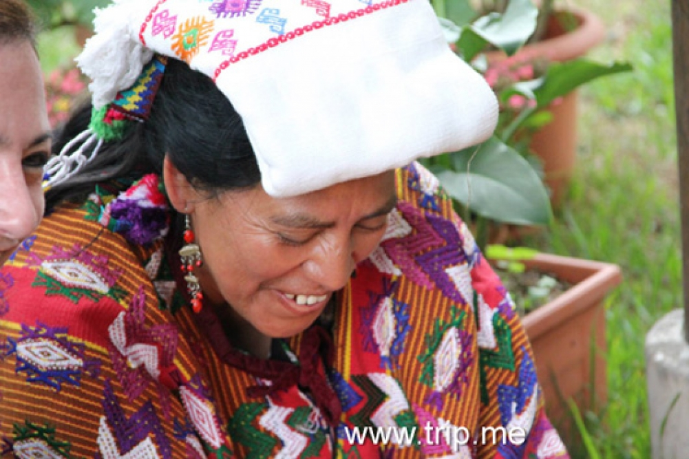 Mayan rituals in Tecpan, Guatemala