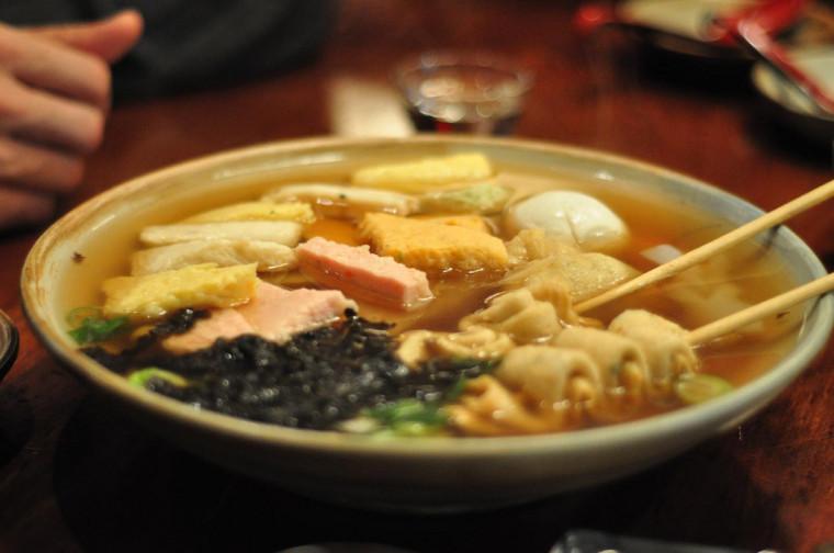 Food South Korea