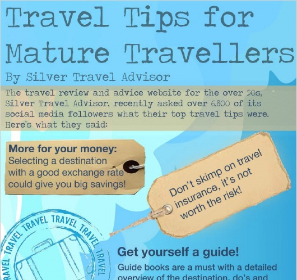 Mature Travel Tips