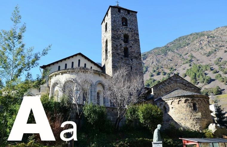 Andorra A-Z Countries