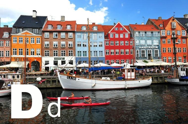 Copenhagen, Denmark. Photo by Tiberio Frascari.