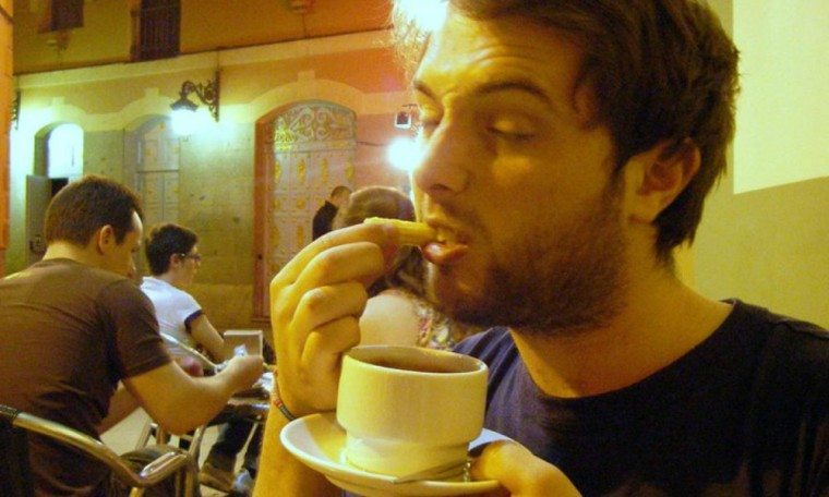 Travel blogging Madrid