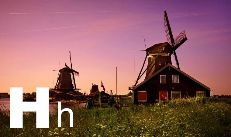 Holland A-Z Countries