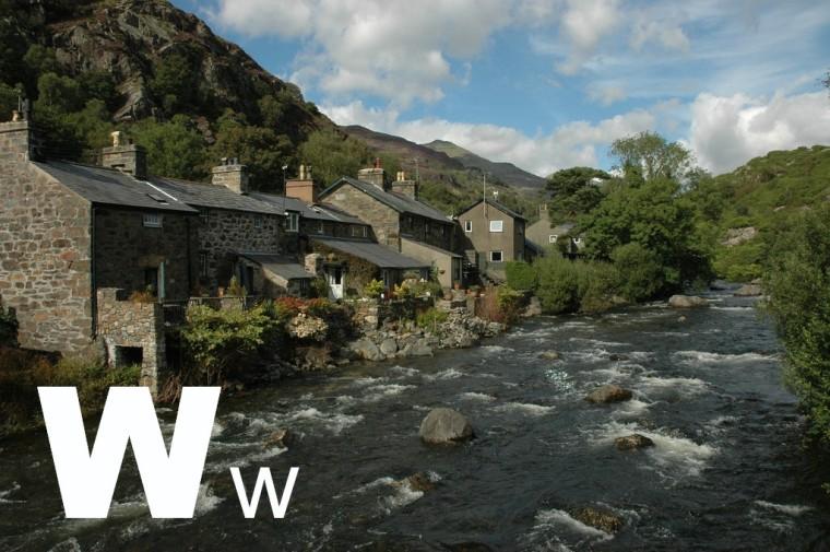 Wales a-z travel