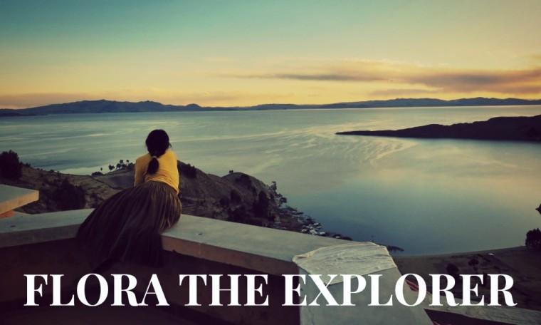 Flora the Explorer Travel