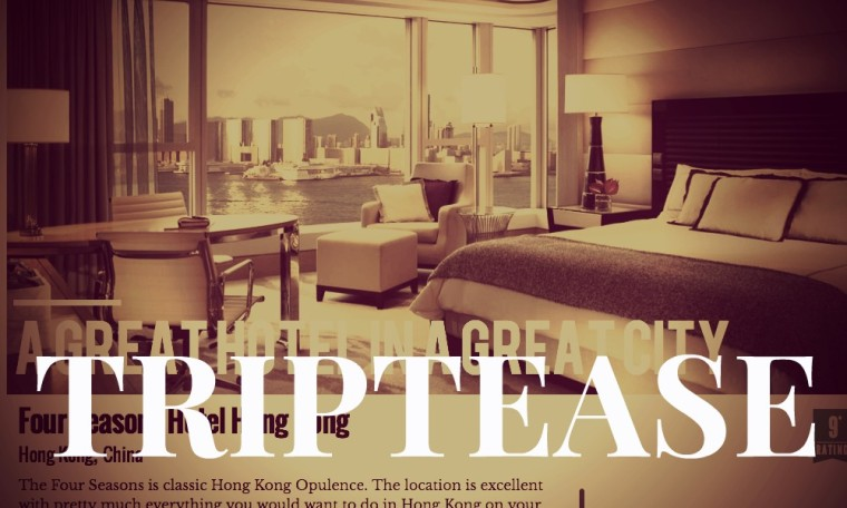 TripTease Travel Awards