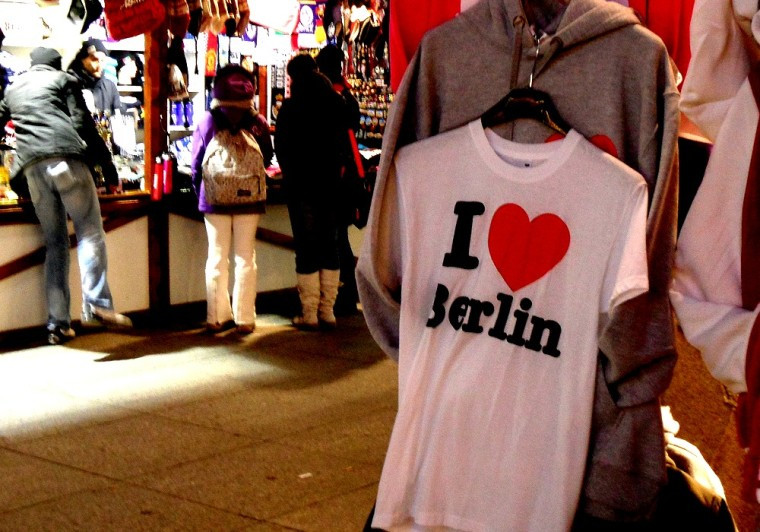 I heart Berlin tshirt