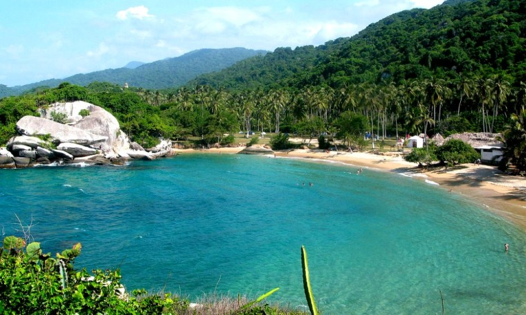 Tayrona Colombia Tour