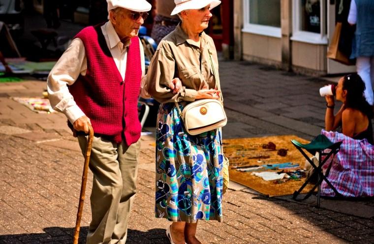 Elderly Travelers