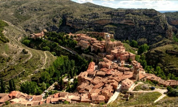 Albarracín Spain
