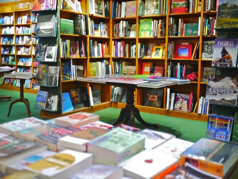 Daunt Bookshop, Marylebone