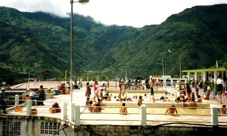 Ecuador tours Banos