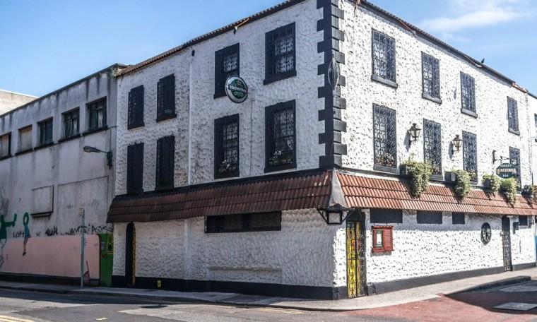 Hacienda Bar Dublin
