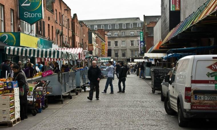 Moore Street Dublin