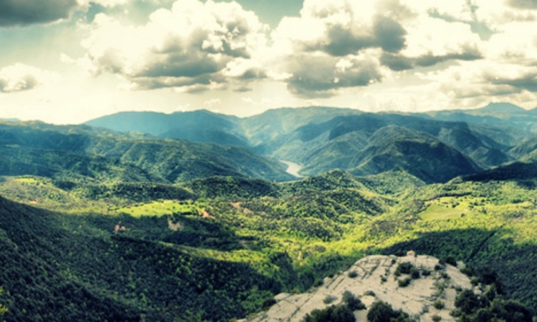 Cliffs of Tavertet