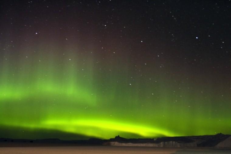Aurora rays