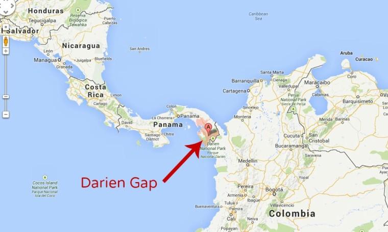 Darien Gap