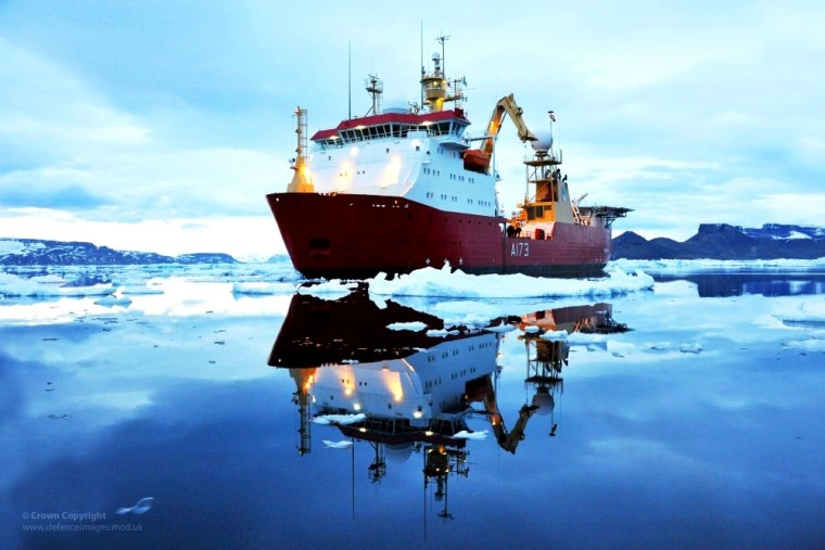 Royal Navy Vessel