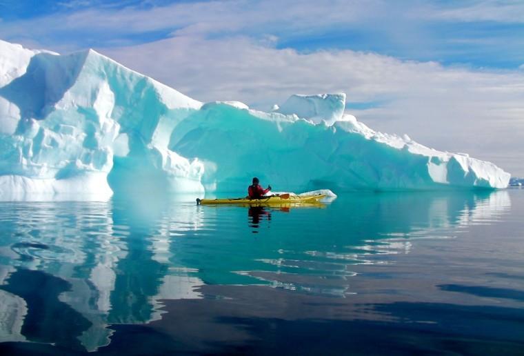 kayak antarctica