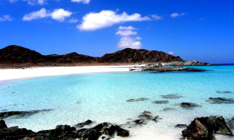 Socotra's beaches, Yemen