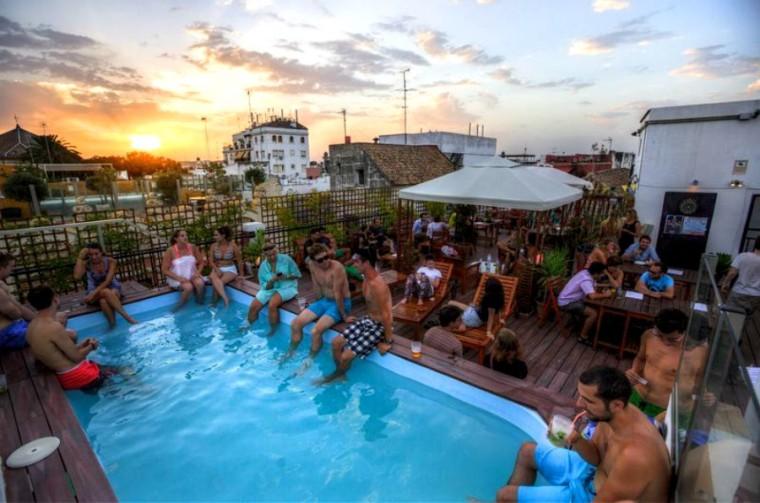 oasis hostel seville