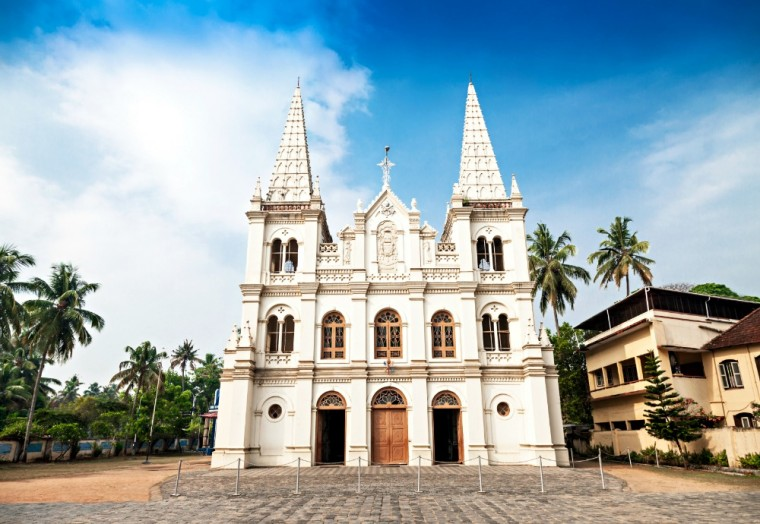 Fort Cochin, India