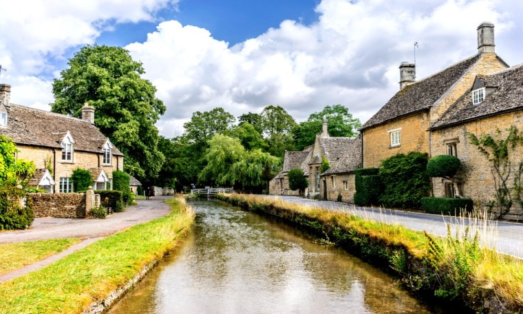The beautiful Cotswolds